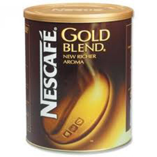 Picture of Nescafe gold blend coffee 750g tin
