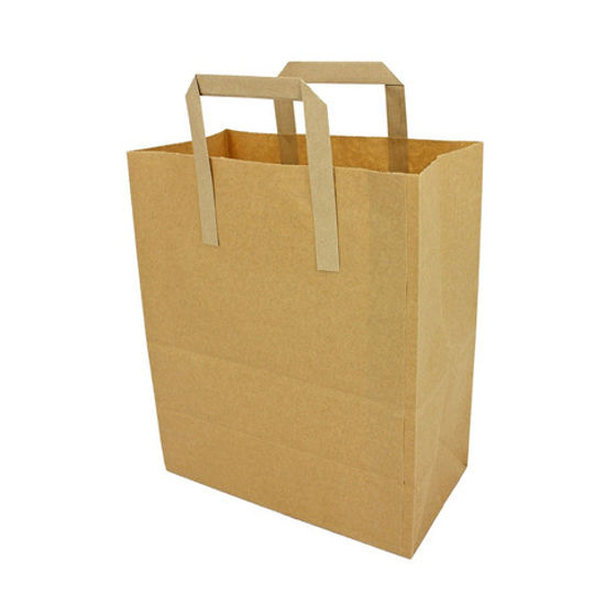 Picture of M G Kraft bag 10 x 12