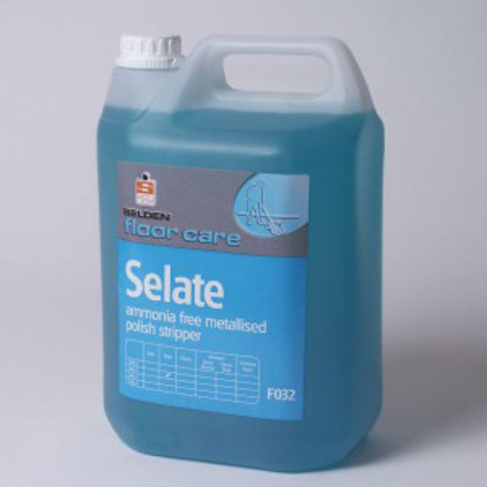 Picture of Selate floor polish stripper 5lt