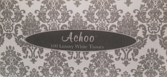 Picture of ACHOO... HOTEL FACIAL TISSUES - FLAT