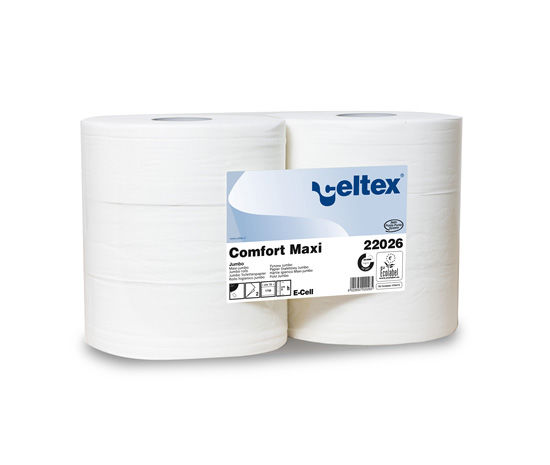 Picture of CELTEX JUMBO TOILET ROLL  22026