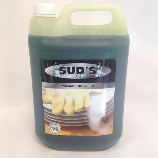 Picture of SUDS WASHING UP LIQUID  5 LT