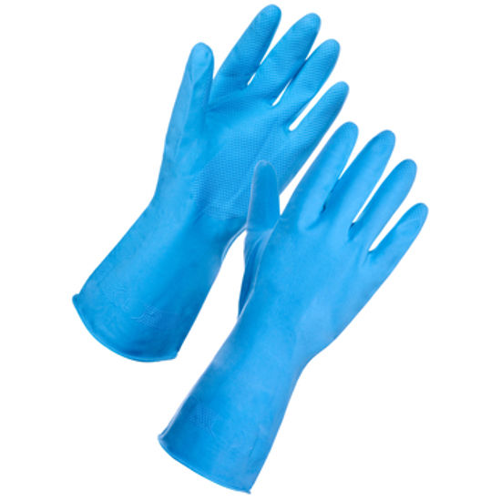 Picture of super touch household gloves