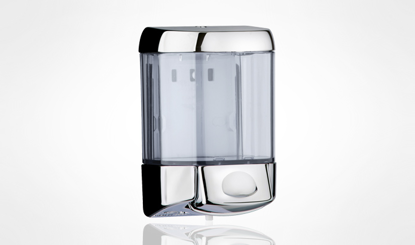 Hand Sanitizer / Soap Dispenser  Chrome
