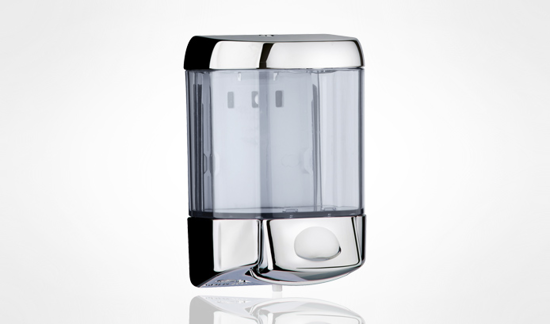 Hand Sanitizer / Soap Dispenser  Chrome